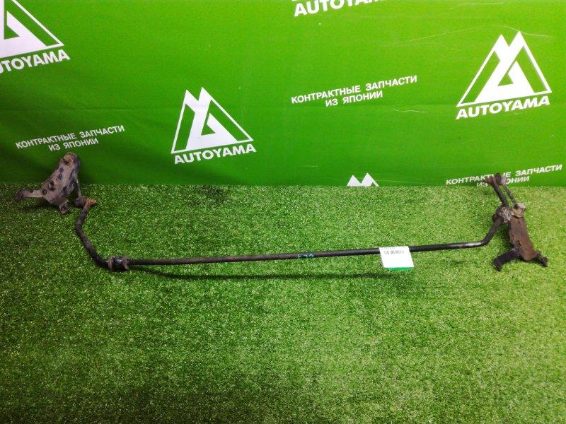 Стабилизатор поперечной устойчивости Honda Accord CL7 K20A задний (б/у)