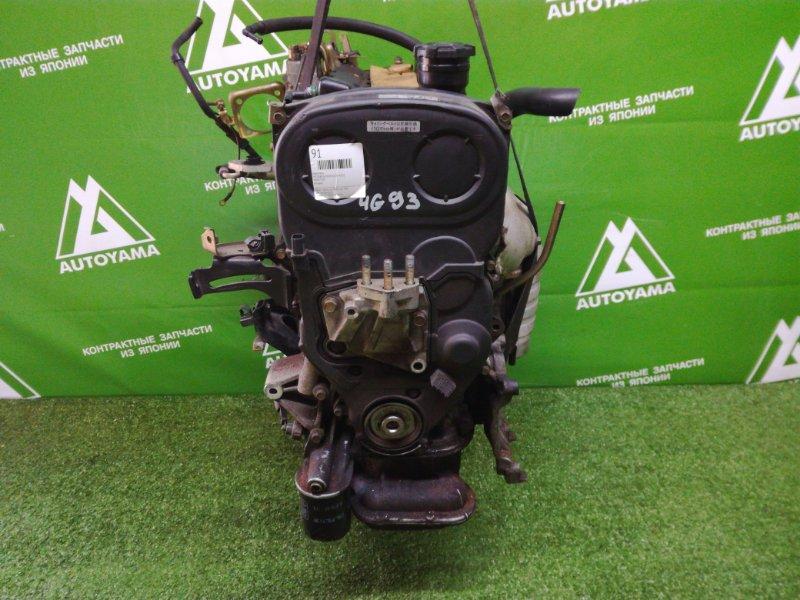 Двигатель Mitsubishi Rvr N21W 4G93 (б/у)