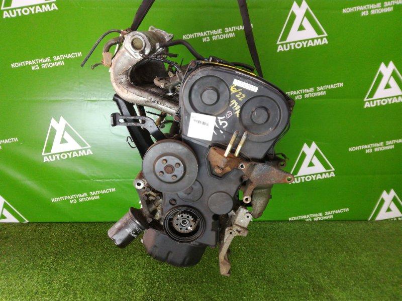Двигатель Mitsubishi Lancer Cedia CS2A 4G15 (б/у)