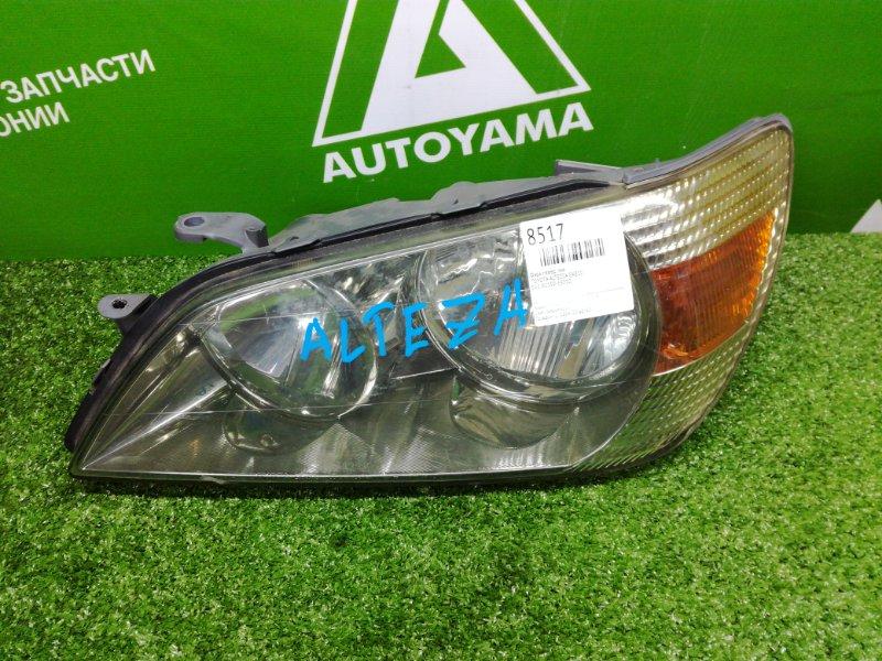 Фара Toyota Altezza GXE10 передняя левая (б/у)