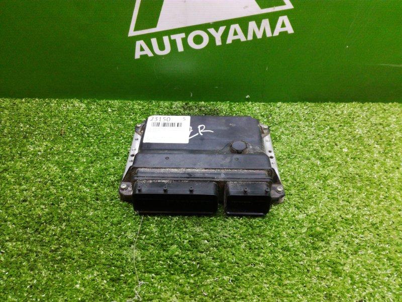 Блок управления двс Toyota Avensis ZRT272 3ZRFAE 2011 (б/у)
