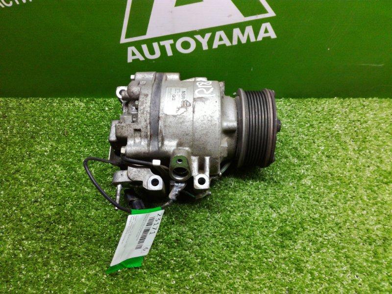 Компрессор кондиционера Honda Civic FD1 R18A (б/у)