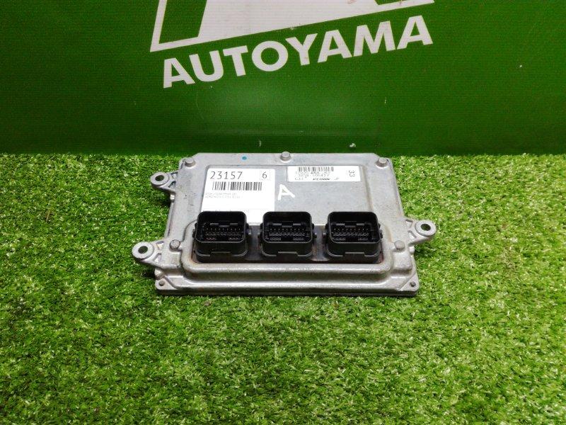 Блок управления двс Honda Civic FD1 R18A (б/у)