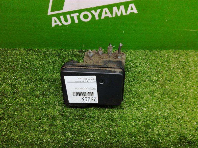 Блок abs Toyota Caldina ZZT241 1ZZFE (б/у)