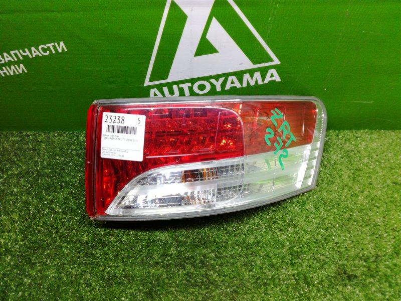 Фонарь Toyota Avensis ZRT272 3ZRFAE 2011 задний правый (б/у)