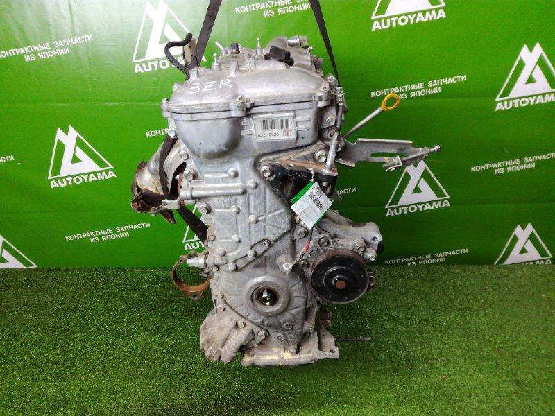 Двигатель Toyota Avensis ZRT272 3ZRFAE 2011 (б/у)