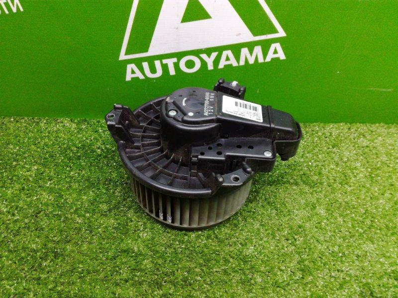 Мотор печки Toyota Avensis ZRT272 3ZRFAE 2011 (б/у)