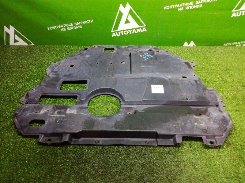 Защита двигателя Toyota Avensis ZRT272 3ZRFAE 2011 (б/у)