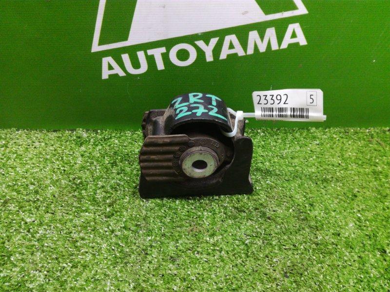 Подушка двигателя Toyota Avensis ZRT272 3ZRFAE 2011 передняя (б/у)