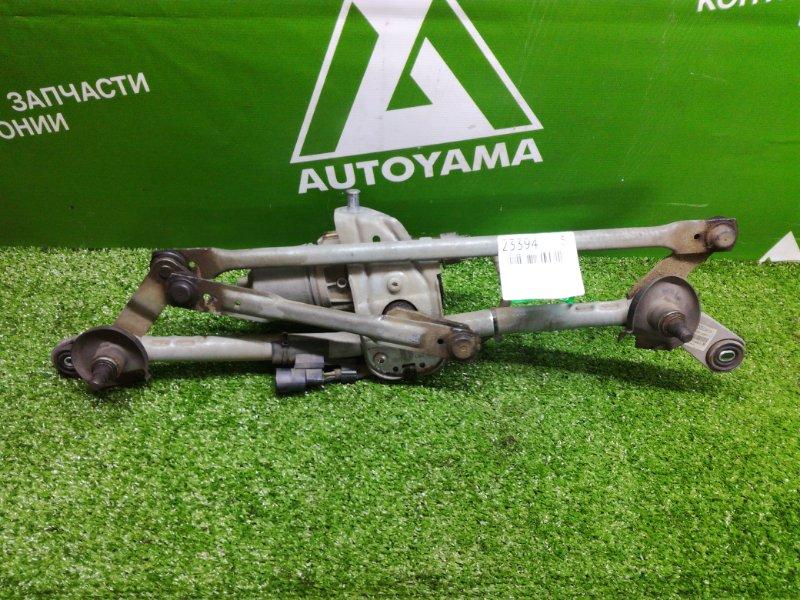Мотор дворников Toyota Avensis ZRT272 3ZRFAE 2011 (б/у)