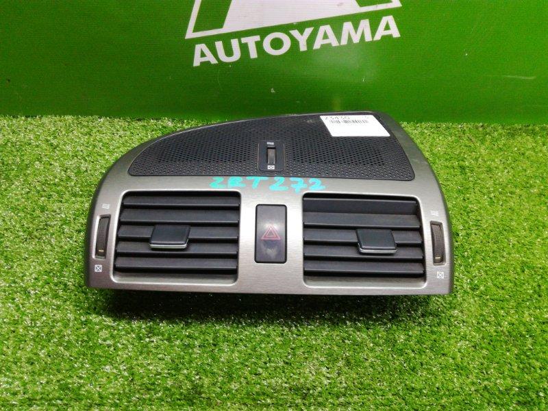 Воздуховод Toyota Avensis ZRT272 3ZRFAE 2011 (б/у)