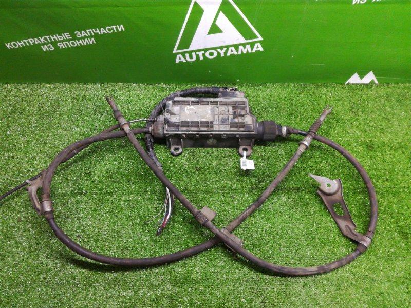 Стояночный тормоз Toyota Avensis ZRT272 3ZRFAE 2011 (б/у)