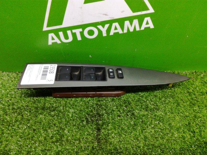 Блок управления стеклами Toyota Avensis ZRT272 3ZRFAE 2011 (б/у)