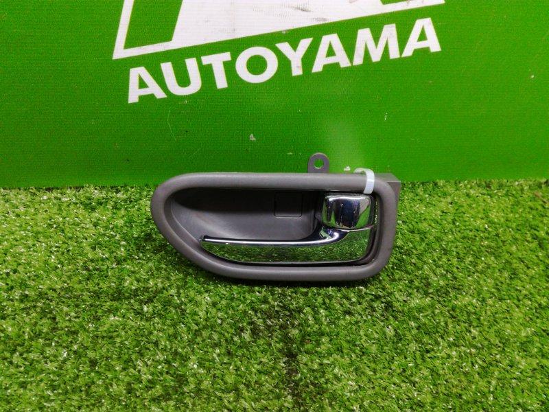 Ручка двери внутренняя Nissan X-Trail NT31 MR20 2008 передняя правая (б/у)