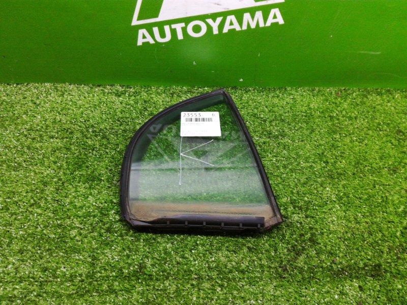 Форточка двери Honda Civic FD1 R18A задняя правая (б/у)