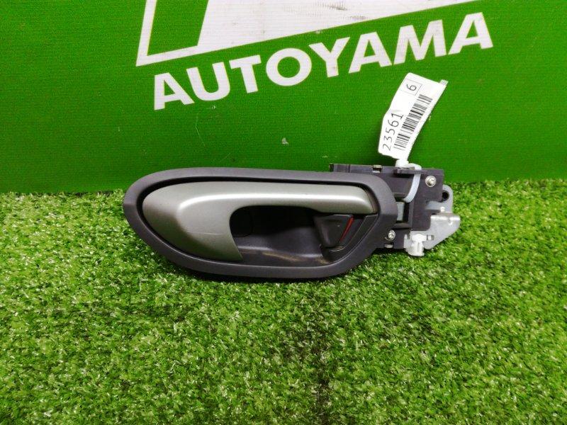 Ручка двери внутренняя Honda Civic FD1 R18A задняя правая (б/у)