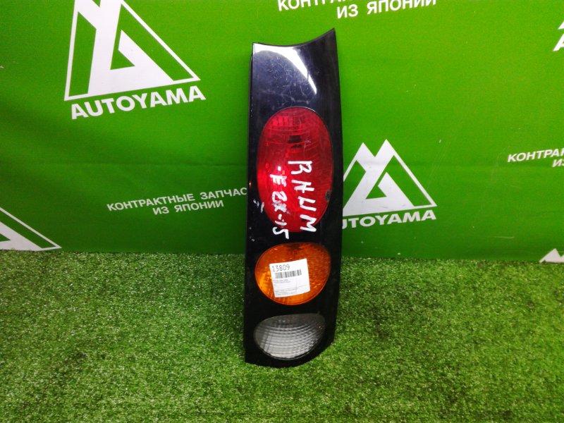 Фонарь Toyota Raum EXZ10 задний правый (б/у)