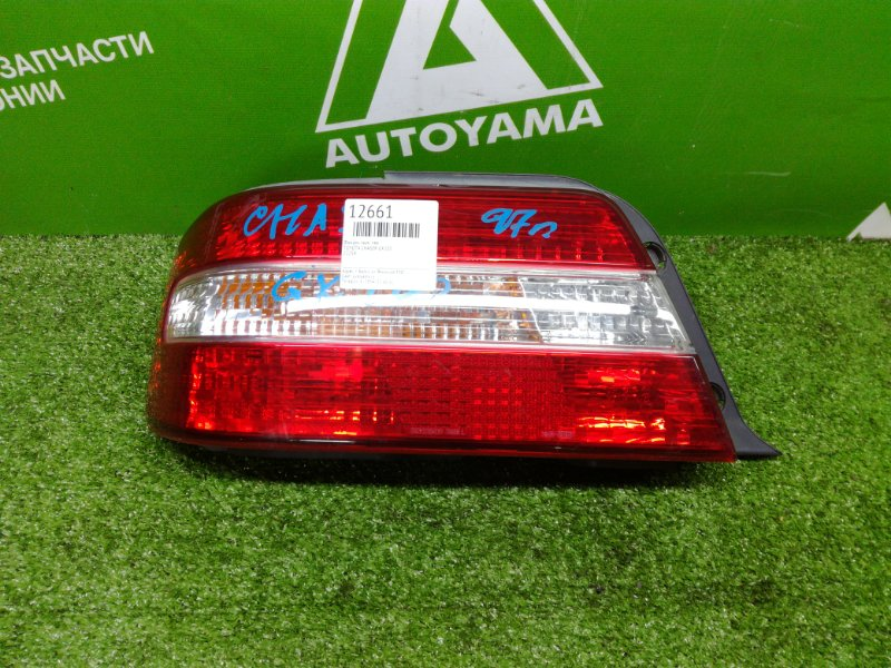 Фонарь Toyota Chaser GX100 задний левый (б/у)