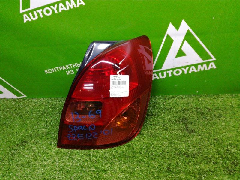 Фонарь Toyota Corolla Spacio ZZE122 задний правый (б/у)