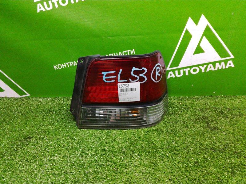 Фонарь Toyota Corsa EL51 задний правый (б/у)