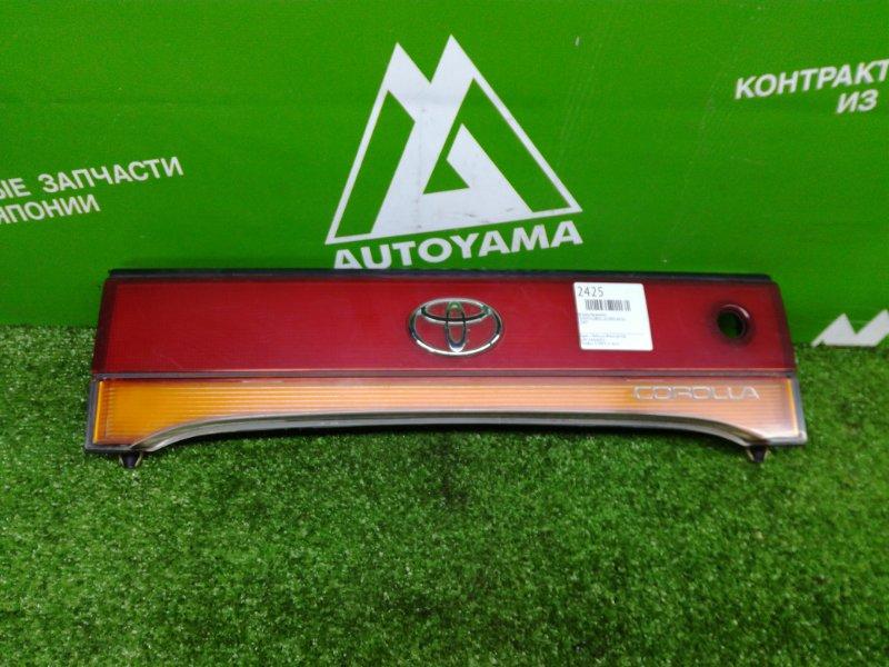 Вставка багажника Toyota Corolla Ceres AE101 (б/у)