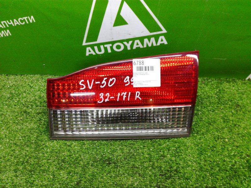 Вставка багажника Toyota Vista Ardeo SV50 правая (б/у)