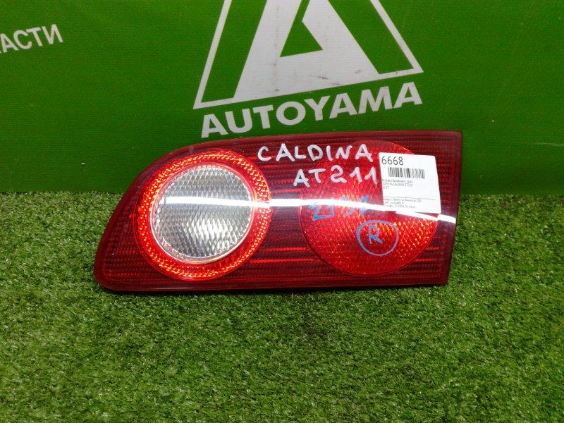 Вставка багажника Toyota Caldina ST210 правая (б/у)