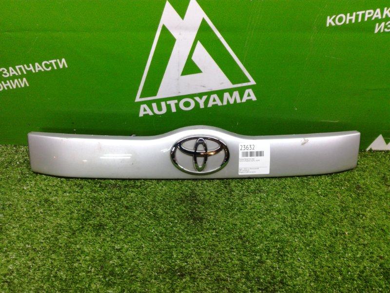 Планка багажника Toyota Probox NCP50 1NZFE задняя (б/у)
