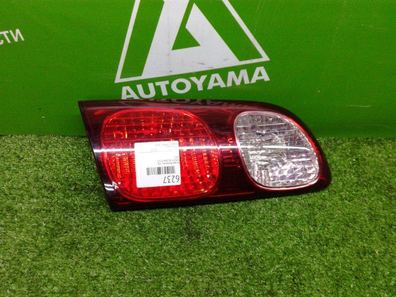 Вставка багажника Toyota Caldina ST210 левая (б/у)
