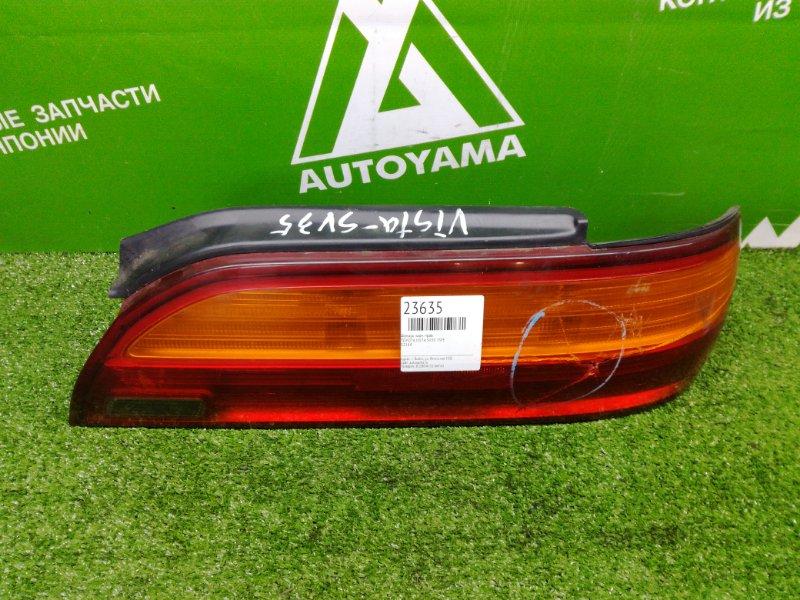 Фонарь Toyota Vista SV30 3SFE задний правый (б/у)