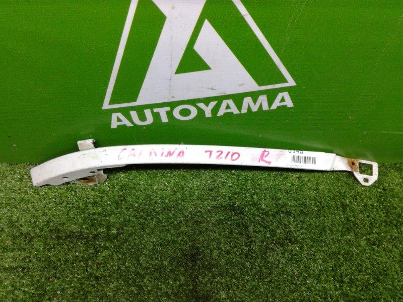 Ресничка Toyota Caldina ST210 передняя левая (б/у)