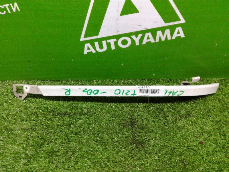 Ресничка Toyota Caldina ST210 передняя правая (б/у)