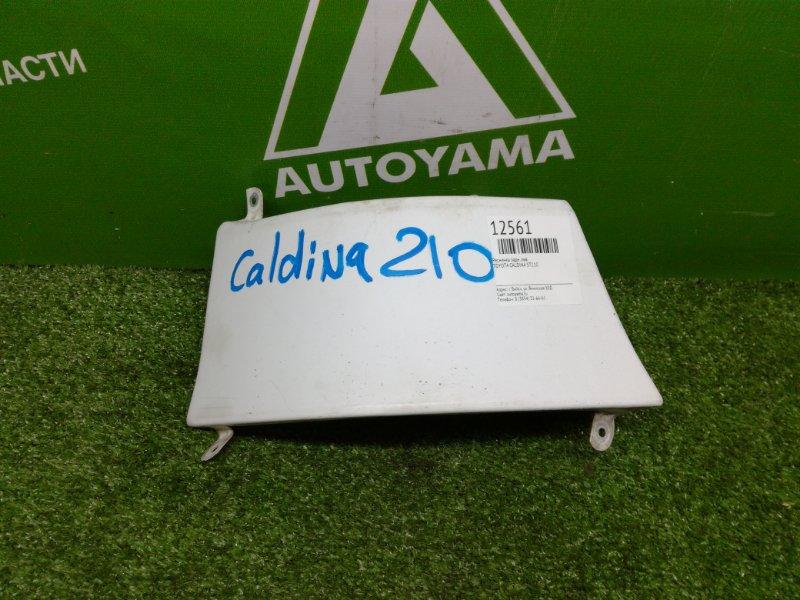 Ресничка Toyota Caldina ST210 задняя левая (б/у)