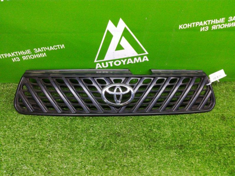Решетка радиатора Toyota Rav4 ACA20 2004 (б/у)