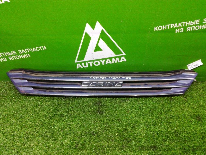 Решетка радиатора Toyota Carina AT210 1998 (б/у)