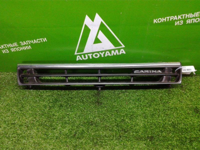 Решетка радиатора Toyota Carina ST190 1994 (б/у)