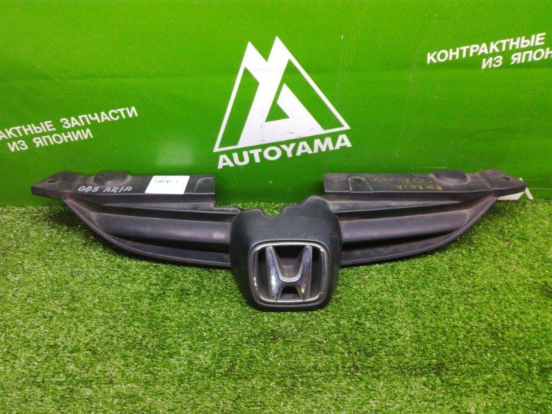 Решетка радиатора Honda Fit Aria GD9 (б/у)