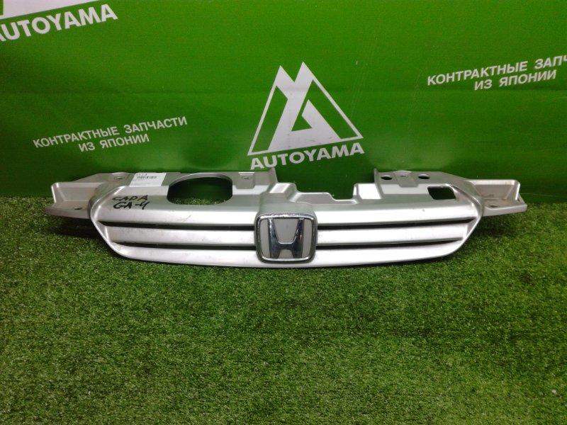 Решетка радиатора Honda Capa GA4 (б/у)
