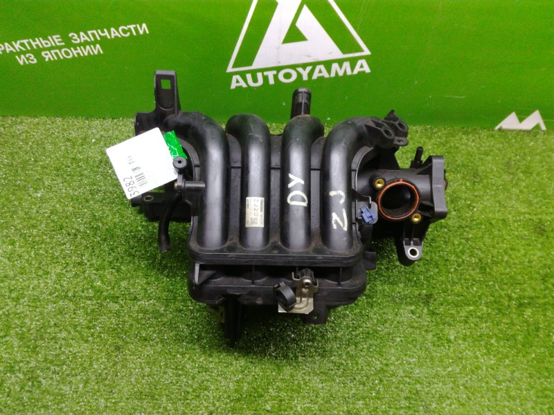 Коллектор впускной Mazda Demio DY5W ZJVE (б/у)