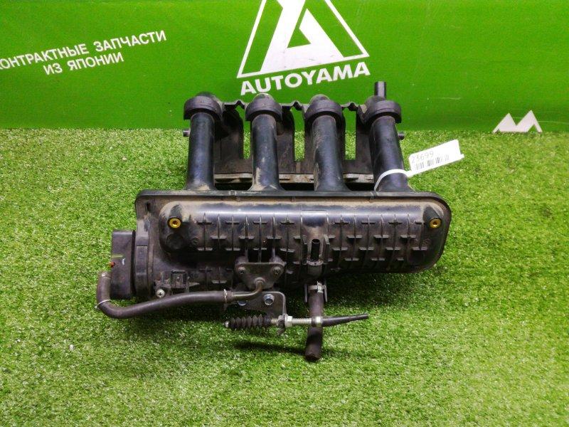 Коллектор впускной Honda Fit GD1 L13A (б/у)