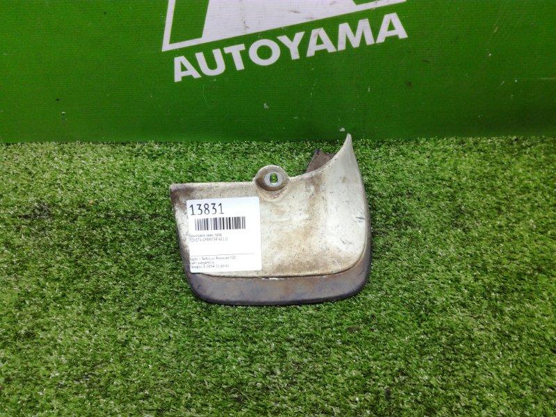 Брызговик Toyota Sprinter AE110 задний правый (б/у)