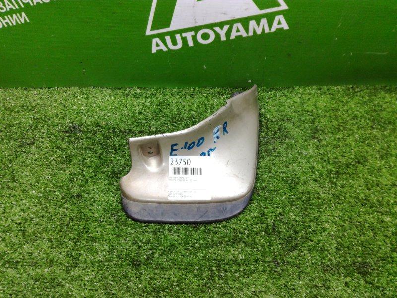 Брызговик Toyota Sprinter AE100 5AFE передний правый (б/у)