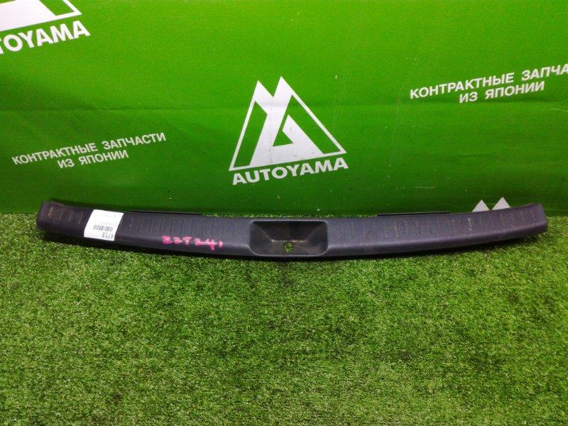 Накладка замка багажника Toyota Caldina ZZT240 (б/у)