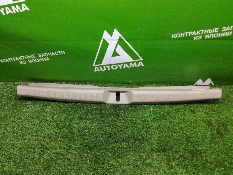 Накладка замка багажника Toyota Corolla Spacio ZZE120 (б/у)