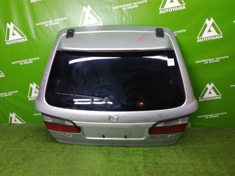Дверь 5-я Mazda Capella GWEW (б/у)