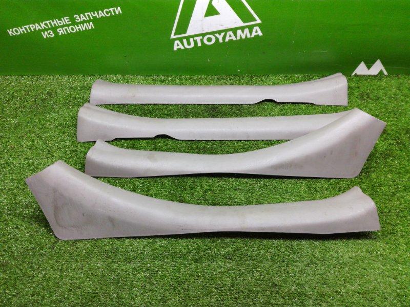 Порожек пластиковый Toyota Caldina ST210 3SFE (б/у)