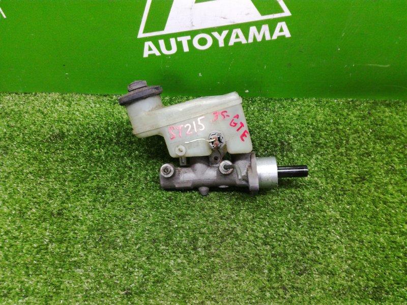 Главный тормозной цилиндр Toyota Caldina Gt ST215 3SGTE (б/у)