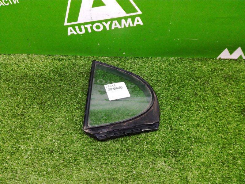 Форточка двери Toyota Windom MCV30 1MZFE задняя левая (б/у)