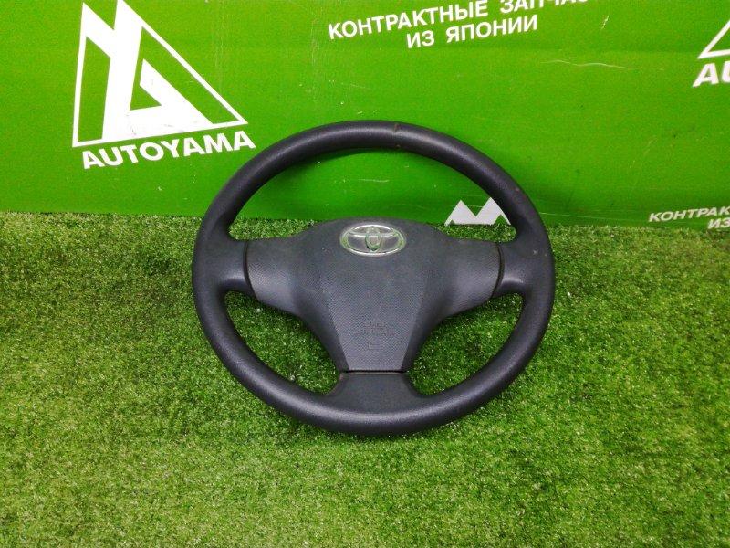Руль Toyota Vitz KSP90 (б/у)