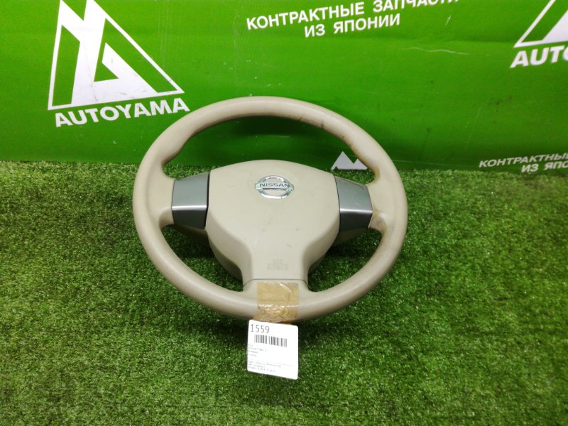 Руль Nissan Tiida C11 (б/у)